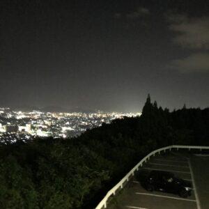 広峰山夜景