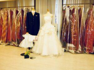 結婚式衣装