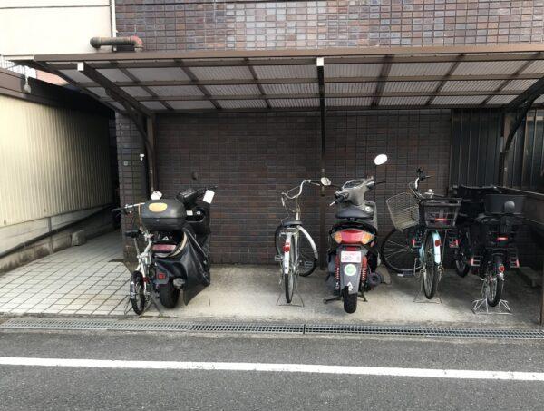 125cc以下のバイクをマンションに置く