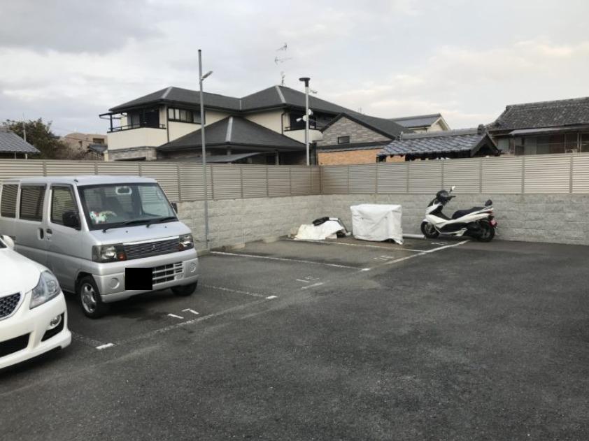 車月極駐車場