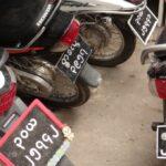 原付バイクのナンバープレートの取得と再発行の手順を紹介するよ!