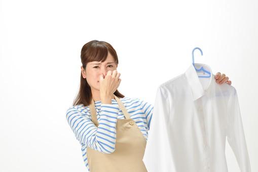 洗濯物の臭い気になる