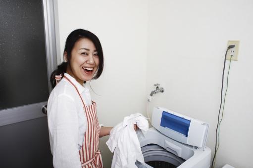 洗濯機投入口に洗剤を入れる効果