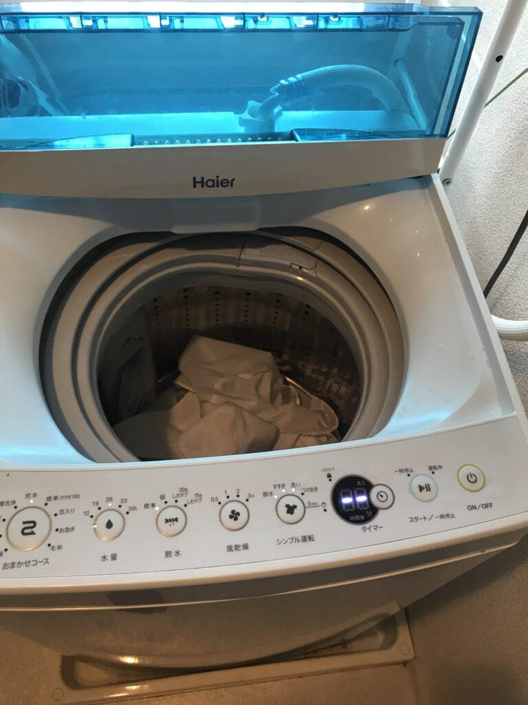 つけおき洗い
