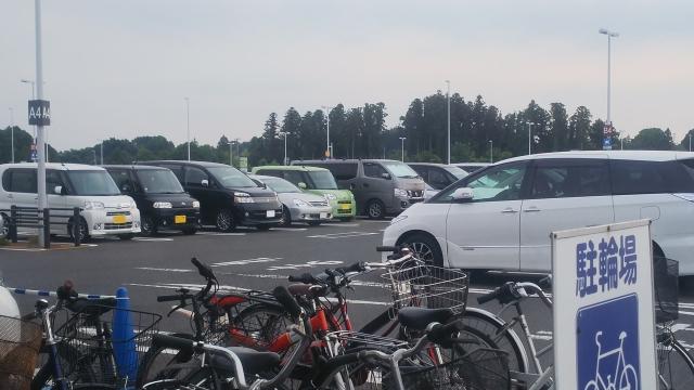 バイクは駐車場と駐輪場どっち?