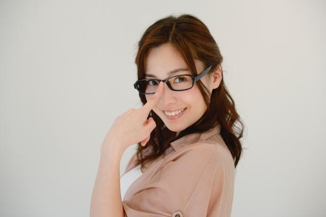 ラフティングメガネ