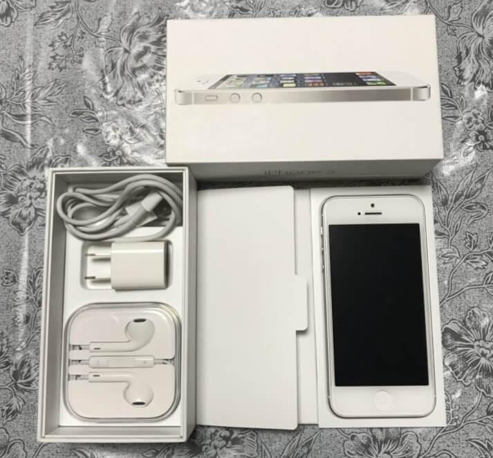 ムスビーで購入したIphone5